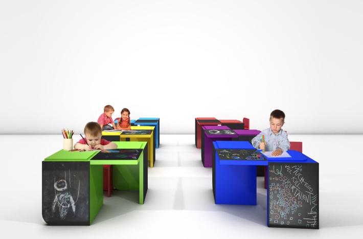Mesa Mobiliario Para Educaci N Preescolar Goo Arquitectos